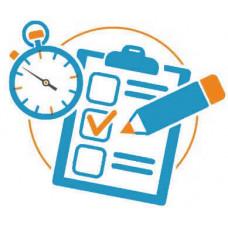 Индивидуален протокол за явяване на изпит след ликвидация.